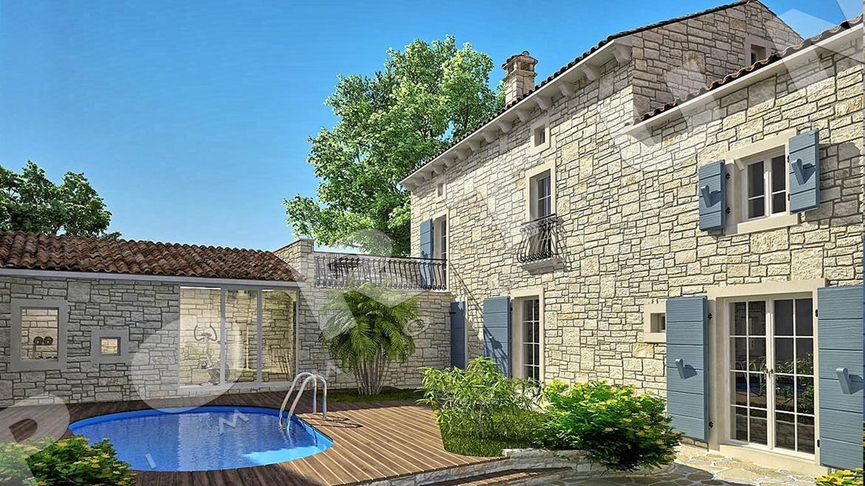 Casa in pietra vicino a savicenti for Piani di casa in stile artigiano nord ovest