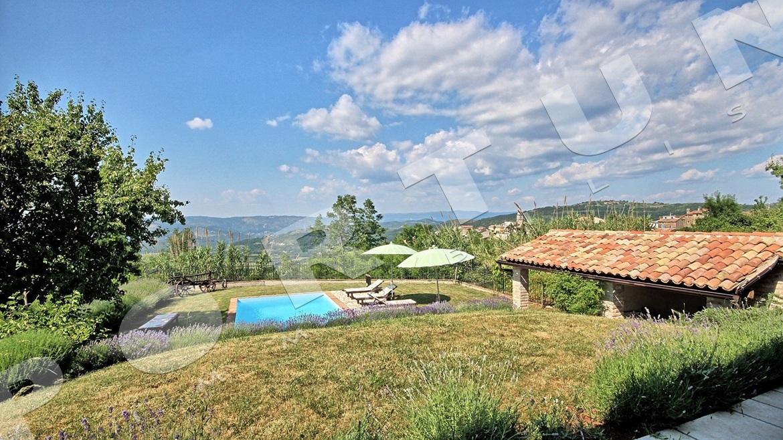 Casa con piscina vicino a montona motovun istria - Orientamento piscina ...