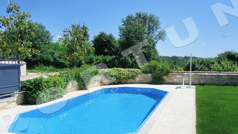 Croazia vicino a parenzo porec casa con piscina - Orientamento piscina ...